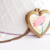 Bridesmaid Gifts: Lockets