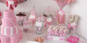 Pink Candy Buffets