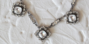 Crystal Bridal Necklaces