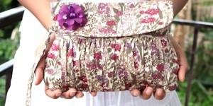 Purple Clutches