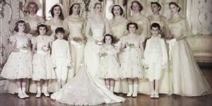 Vintage Celebrity Weddings