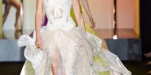 Celeb Engagements: Fantasy Dresses