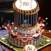 Amazing Sports Related Grooms Cakes