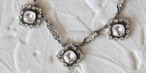 Crystal Bridal Necklaces