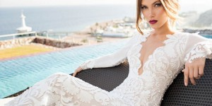 Julie Vino's Spring 2014 Wedding Collection