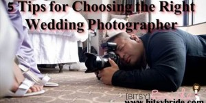 5 Tips for Choosing the Right Photographer