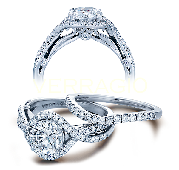 beautiful wedding ring set - Bitsy Bride