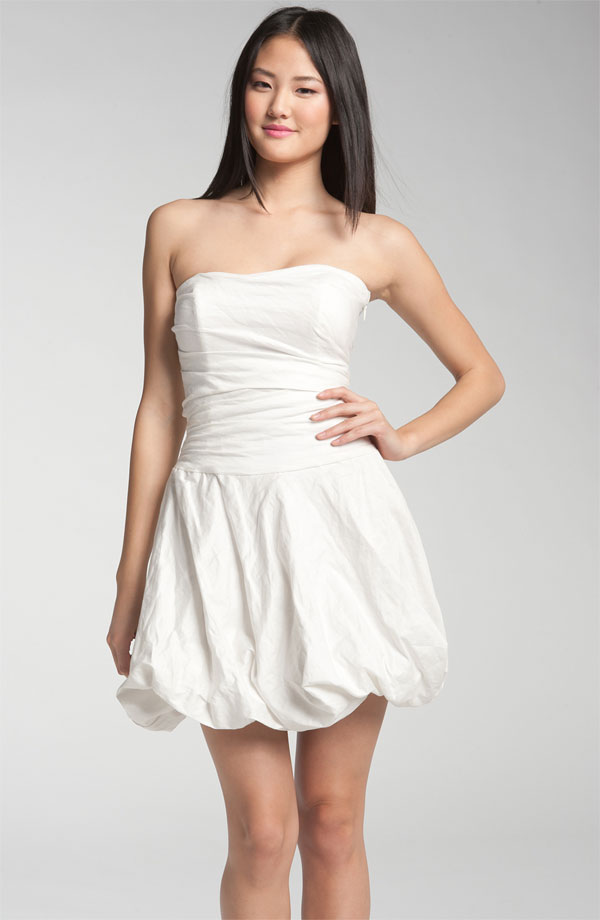 Short Simple Wedding Dress Bitsy Bride