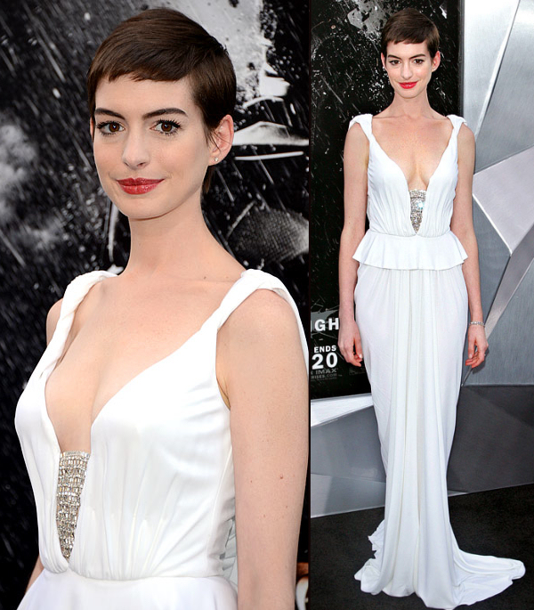 Anne Hathaway Gown: Anne Hathaway's Wedding Dress