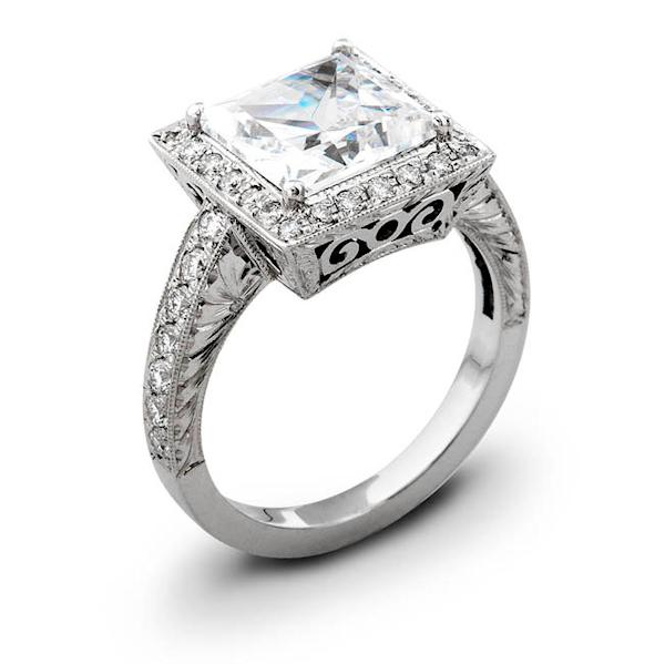 Unique Engagement Rings Bitsy Bride