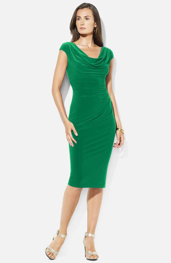 Emerald green bridesmaid dress bitsy bride for Emerald green dress for wedding