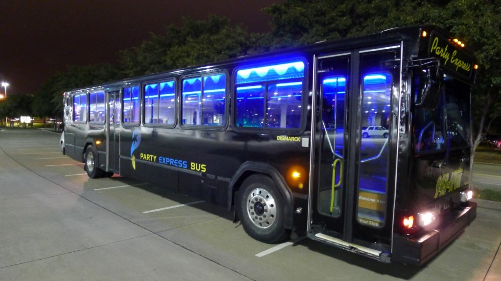 Kansas City Party Bus Bismark 1 - 30AUG2015